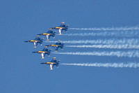 Blue Angels at PAX Air Show
